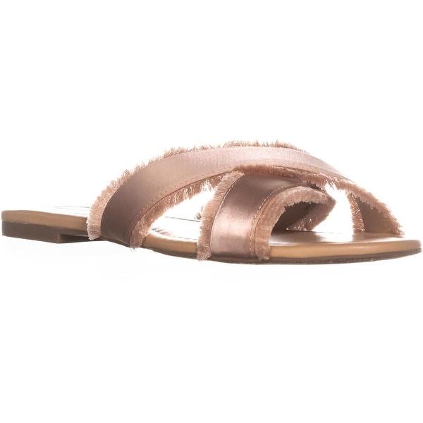I35 Gracine Slide Sandals, Pink Bisque - 9 us