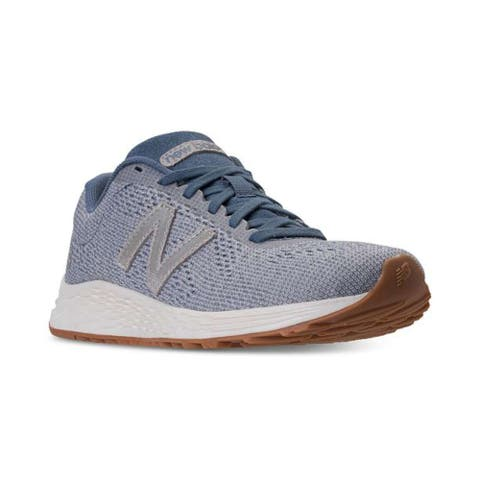 New Balance Womens wariscl1 Canvas Low Top Lace Up Basketball Shoes