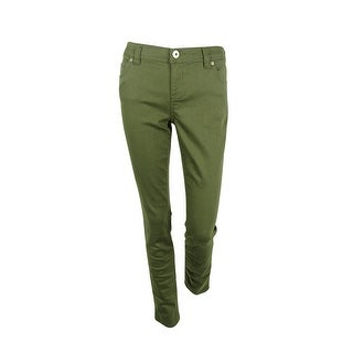 INC International Concepts Women's Colored Skinny Jeans