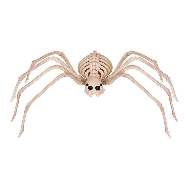 Skeleton Spider Halloween Decoration