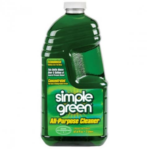 Simple Green 2710000613014 Concentrated All Purpose Cleaner, Non-toxic, 67 Oz