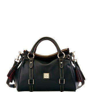 Dooney & Bourke Calf Small Satchel (Introduced by Dooney & Bourke at $368 in Sep 2016) - Black