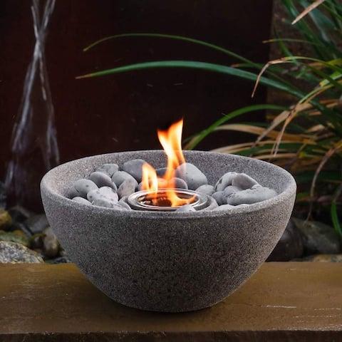 Basin Table Top Fire Bowl - Basin Fire Bowl