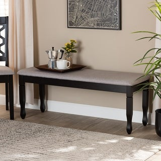 Link to Corey Modern and Contemporary Wood Dining Bench Similar Items in Living Room Furniture