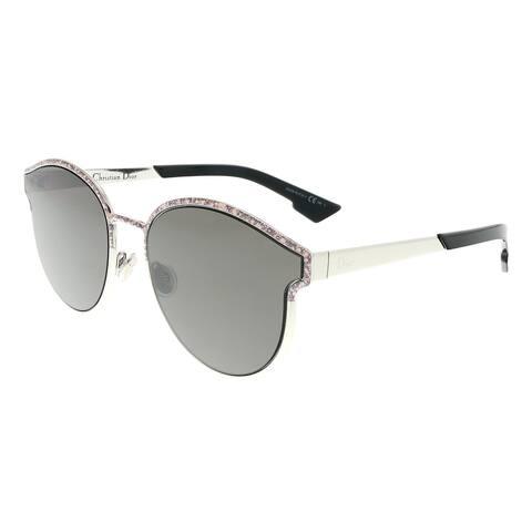 DIOR SYMMETRIC Marble Pink Cateye Sunglasses - 59-19-145