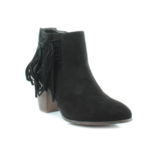 Fergalicious by Fergie Clover Women's Boots Black - 11
