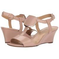 Naturalizer Womens Talli Open Toe Casual Platform Sandals