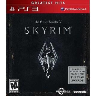 Elder Scrolls V Skyrim - Playstation 3 (Refurbished)