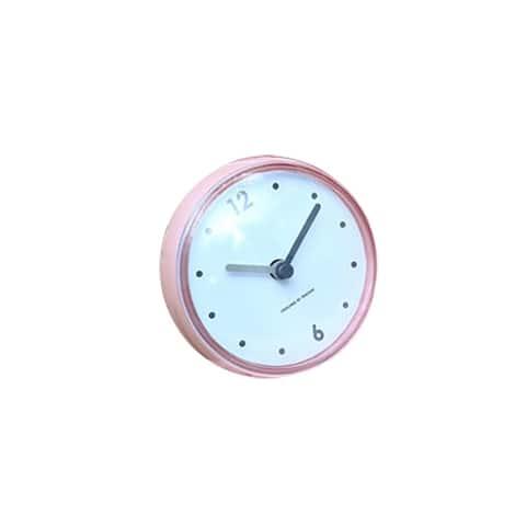 Bathroom Kitchen Waterproof Suction Cup Wall Clock Decor Shower Timer Decor