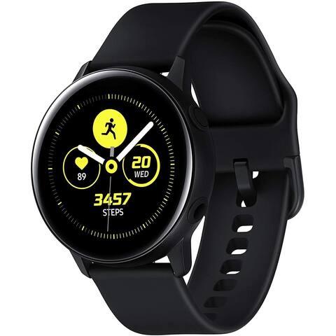 Refurbished 40mm Samsung Galaxy Watch Active Black
