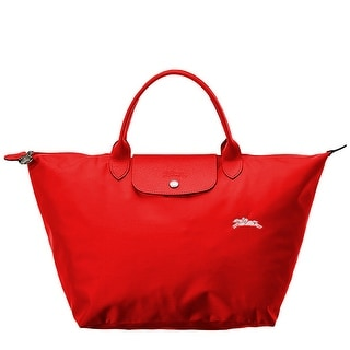 Link to LongChamp Womens Le Pliage Club Tote Red Vermilion Similar Items in Shop By Style