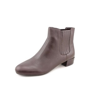 Marc Fisher Kellen Round Toe Leather Ankle Boot
