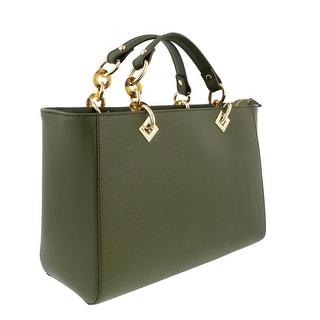 HS Collection HS8405 VR ILYA Green Shoulder Bag