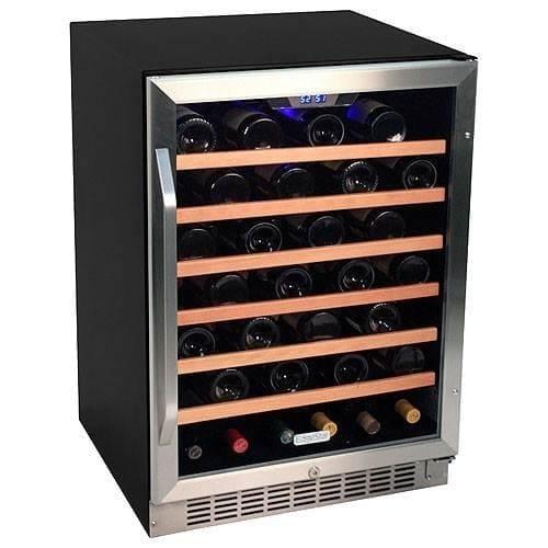 Edgestar Cwr531sz 24 Inch Wide 53 Bottle Built In Wine