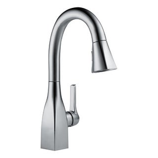 Delta 9983-DST  Mateo Pull-Down Bar/Prep Faucet with Magnetic Docking Spray Head