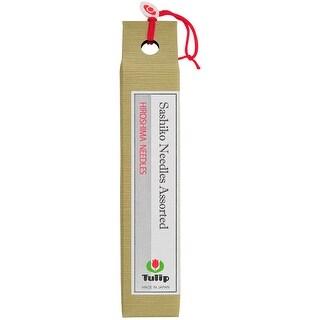 Tulip Sashiko Needles 6/Pkg-Assorted