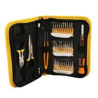35 Pieces Multi-Purpose Precision Screwdriver Set, Slim Zipped Case