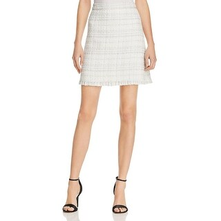 Kate Spade Womens Mini Skirt Sparkle Tweek - 14