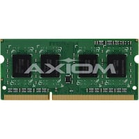 """Axion A6909766-AX Axiom 4GB Low Voltage SoDIMM - 4 GB - DDR3 SDRAM - 1600 MHz DDR3-1600/PC3-12800 - 1.35 V - SoDIMM"""