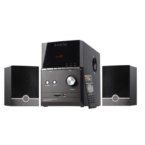 Sykik Bluetooth 2.1 Channel Speaker with FM, SD, USB and Remote