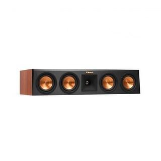 Klipsch RP-440C-CH Cherry Center Channel Speaker