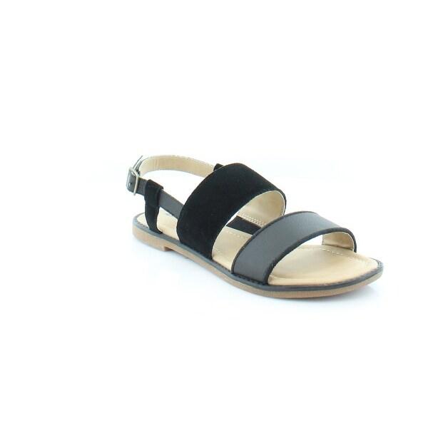 Hush Puppies Elsa Capo IIV Women's Sandals & Flip Flops Black - 6