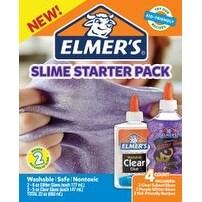 Purple - Elmer's Slime Kit 4/Pkg