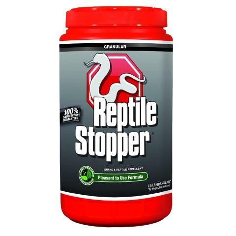 Messina Wildlife SN-G-001 Reptile Stopper Shaker Jug, 2.5 lb