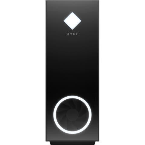 HP Desktop AMD Ryzen 5 3600 3.6GHz 8GB 1TB 256GB Win10 (Refurbished)