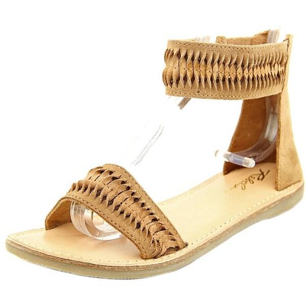 Rebels Toni Women Open Toe Suede Sandals