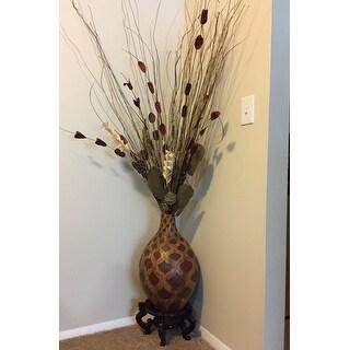 Handmade Medium Five-leg Fishbowl Stand (China)
