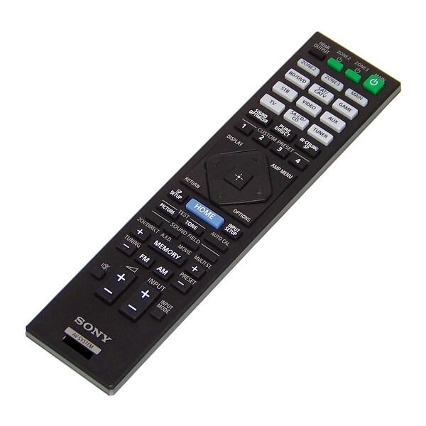 OEM Sony Remote Control Originall Shipped With: STR-ZA5000ES, STRZA5000ES