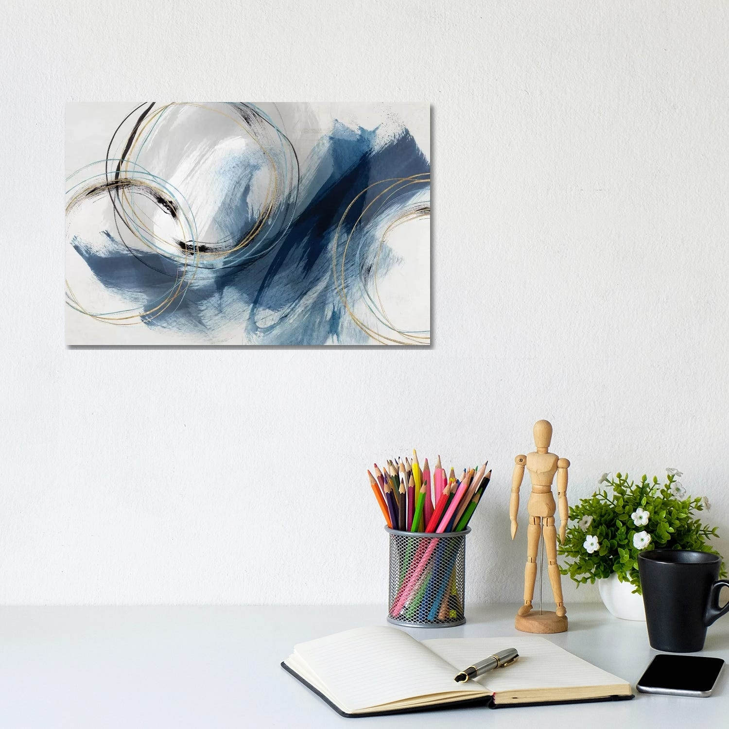 Icanvas Detour By Isabelle Z Canvas Print On Sale Overstock 28171846