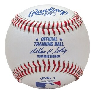 Rawlings Level 1 Practice/ Training Baseball (Dozen) White