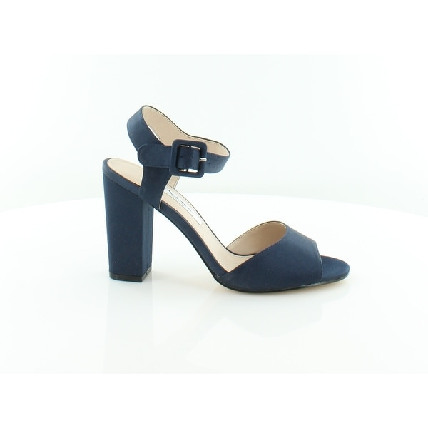 Nina Shirley Women's Heels New Navy Luster - 6.5