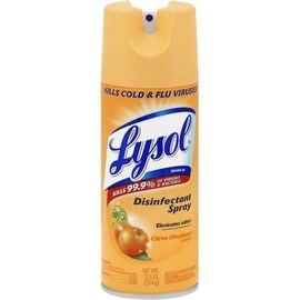 LYSOL Disinfectant Spray, Citrus Meadows 12.5 oz