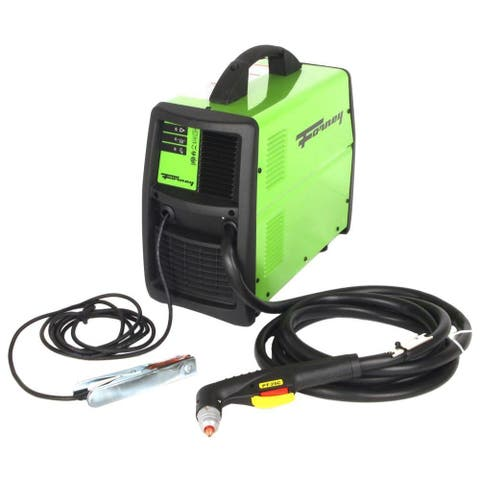 Forney 317 115FI Plasma Cutter with Built-In Compressor, 120 Volt