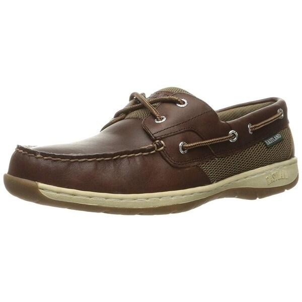 811b9436b236 Shop Eastland Women s Solstice Boat Shoe - 6.5 - Free Shipping On ...