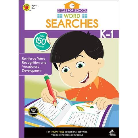 Brighter child (6 ea) skills for school wrd search 705317bn