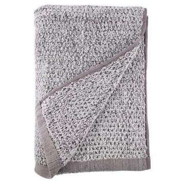 Everplush Diamond Jacquard Bath Sheet