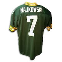 Autographed Don Majkowski Green Bay Packers Jersey