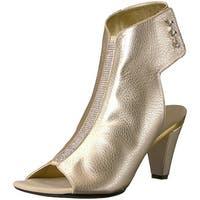 Onex Women's Tux Heeled Sandal