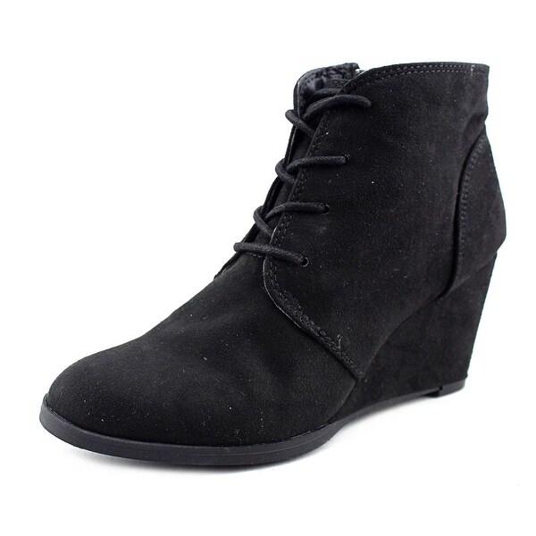 American Rag Baylie Women Black Boots