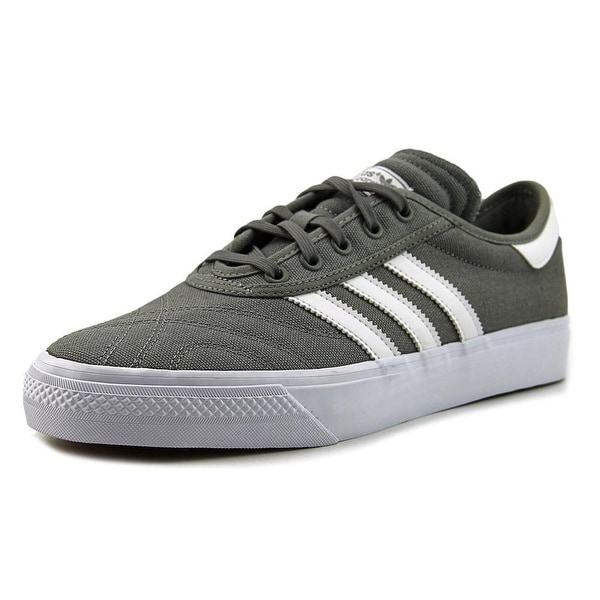 Adidas Adi-Ease Premiere Men Round Toe Canvas Gray Skate Shoe