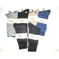 DDI 743531 Men's Dress Socks - 2 Pack Case of 60