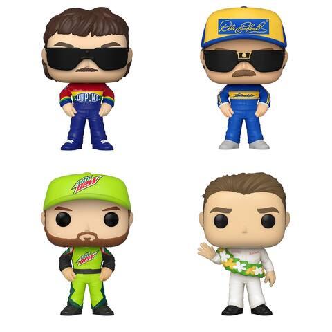 Funko POP! Sports Legends Racing Driver Set