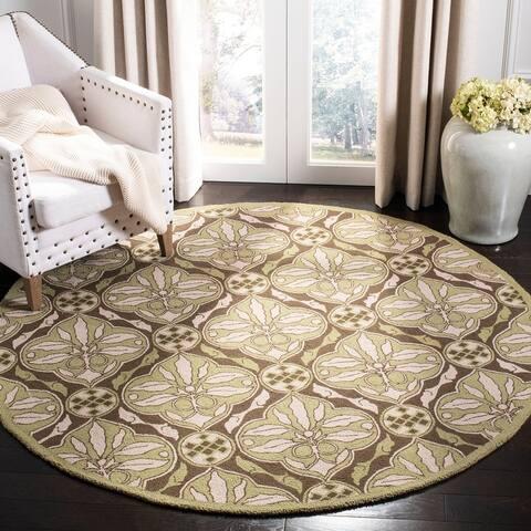 Safavieh Hand-hooked Chelsea Kinsey Country Oriental Wool Rug