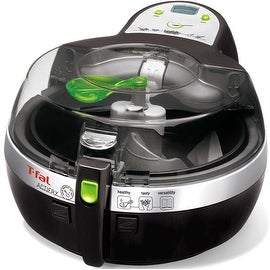 T-Fal FZ700251 ActiFry Low-Fat Multi-Cooker, Black