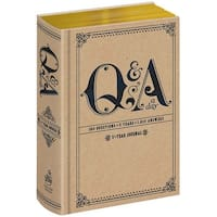 "4""X6"" - Q&A A Day: 5-Year Journal"
