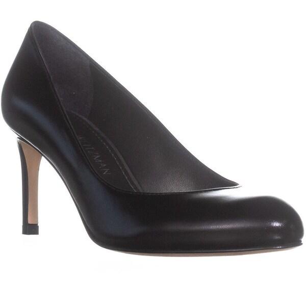 Stuart Weitzman Moody Classic Heels, Black - 7 us
